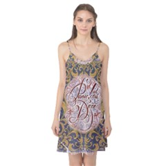 Panic! At The Disco Camis Nightgown