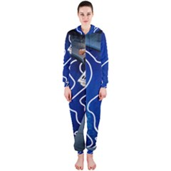 Panic! At The Disco Released Death Of A Bachelor Hooded Jumpsuit (ladies)