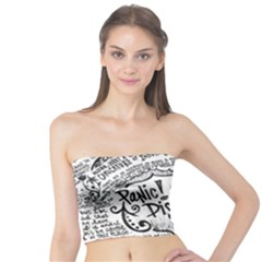 Panic! At The Disco Lyric Quotes Tube Top