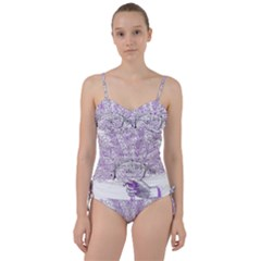 Panic At The Disco Sweetheart Tankini Set