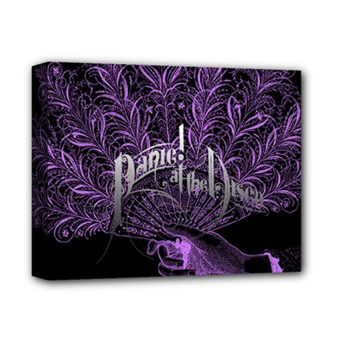 Panic At The Disco Deluxe Canvas 14  X 11