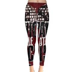 Panic At The Disco Poster Leggings