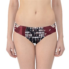 Panic At The Disco Poster Hipster Bikini Bottoms
