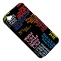 Panic At The Disco Northern Downpour Lyrics Metrolyrics Apple iPhone 4/4S Hardshell Case (PC+Silicone) View5