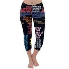 Panic At The Disco Northern Downpour Lyrics Metrolyrics Capri Winter Leggings