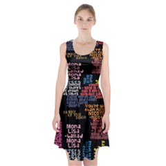 Panic At The Disco Northern Downpour Lyrics Metrolyrics Racerback Midi Dress