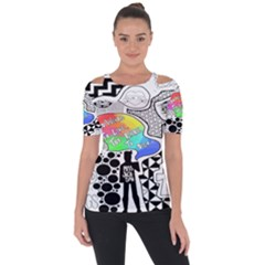 Panic ! At The Disco Short Sleeve Top