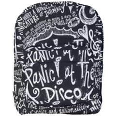 Panic ! At The Disco Lyric Quotes Full Print Backpack