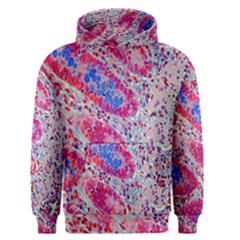 Histology Inc Histo Logistics Incorporated Alcian Blue Men s Pullover Hoodie
