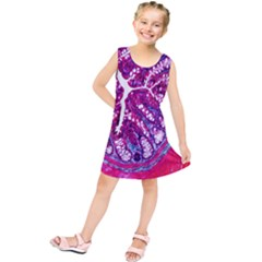 Histology Inc Histo Logistics Incorporated Masson s Trichrome Three Colour Staining Kids  Tunic Dress