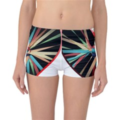 Above & Beyond Reversible Boyleg Bikini Bottoms
