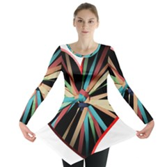 Above & Beyond Long Sleeve Tunic