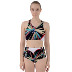 Above & Beyond Racer Back Bikini Set