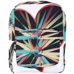 Above & Beyond Full Print Backpack