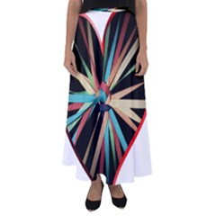 Above & Beyond Flared Maxi Skirt