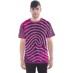 Above & Beyond Sticky Fingers Men s Sports Mesh Tee