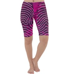 Above & Beyond Sticky Fingers Cropped Leggings