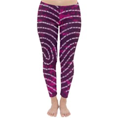 Above & Beyond Sticky Fingers Classic Winter Leggings