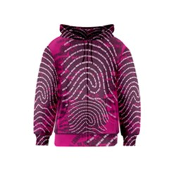 Above & Beyond Sticky Fingers Kids  Zipper Hoodie