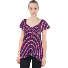 Above & Beyond Sticky Fingers Dolly Top