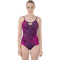 Above & Beyond Sticky Fingers Cut Out Top Tankini Set