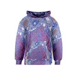 Histology Inc Histo Logistics Incorporated Human Liver Rhodanine Stain Copper Kids  Pullover Hoodie