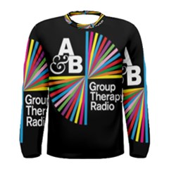 Above & Beyond  Group Therapy Radio Men s Long Sleeve Tee