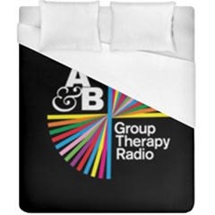 Above & Beyond  Group Therapy Radio Duvet Cover (california King Size)