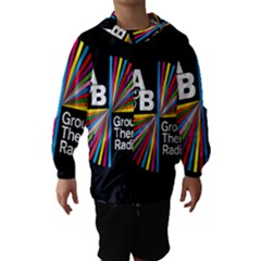 Above & Beyond  Group Therapy Radio Hooded Wind Breaker (kids)