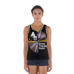 Above & Beyond  Group Therapy Radio Sport Tank Top