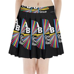 Above & Beyond  Group Therapy Radio Pleated Mini Skirt