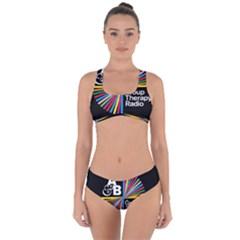 Above & Beyond  Group Therapy Radio Criss Cross Bikini Set