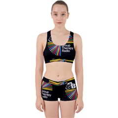 Above & Beyond  Group Therapy Radio Work It Out Sports Bra Set