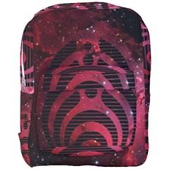 Bassnectar Galaxy Nebula Full Print Backpack
