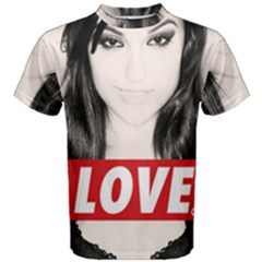 Sasha Grey Love Men s Cotton Tee