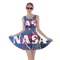 Nasa Logo Skater Dress