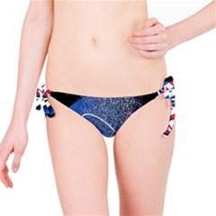 Nasa Logo Bikini Bottom