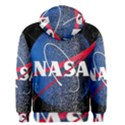 Nasa Logo Men s Zipper Hoodie View2