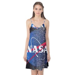 Nasa Logo Camis Nightgown