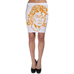 Michael Jackson Bodycon Skirt