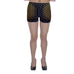 Bring Me The Horizon Cover Album Gold Skinny Shorts