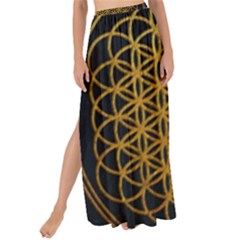 Bring Me The Horizon Cover Album Gold Maxi Chiffon Tie Up Sarong