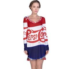 Pepsi Cola Long Sleeve Nightdress
