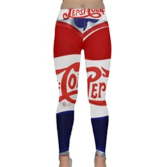 Pepsi Cola Classic Yoga Leggings
