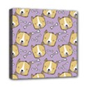 Corgi Pattern Mini Canvas 8  x 8  View1