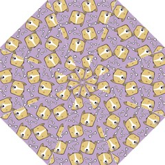 Corgi Pattern Straight Umbrellas
