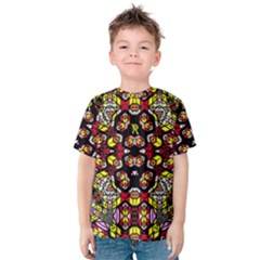 Queen Design 456 Kids  Cotton Tee