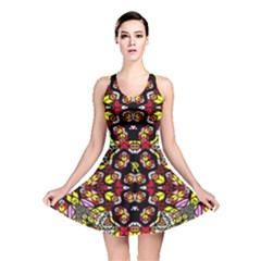 Queen Design 456 Reversible Skater Dress