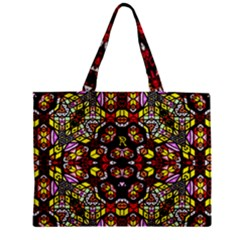 Queen Design 456 Zipper Mini Tote Bag
