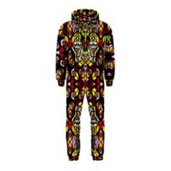Queen Design 456 Hooded Jumpsuit (kids)